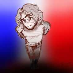 France. The country of love. He's just beautiful  #hetalia #france #francisbonnefoy #aphfrance #love #fruk #hetalian