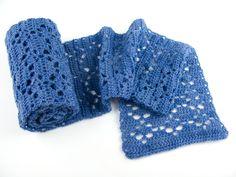 cutecrocs.com crocheted scarves (13) #crocheting