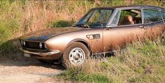 1971 FIAT Dino 2400 Coupé   Chassis no. 135BC 0004486