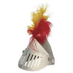 Brave knights party hats