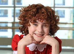 There is a new Little Orphan ANNIE in town---Lillia Crawford, 11 years old. Palace Theatre Nov.8th