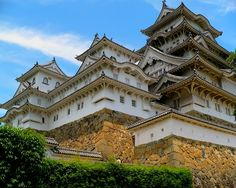 Himeji Castle is a hilltop Japanese castle complex located in Himeji, in Hyōgo Prefecture, Japan.