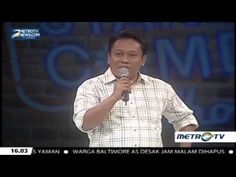 Stand Up Comedy Show 3 Mei 2015 [FULL] - Arief Didu, Muhadkly Acho, Mong...