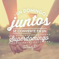 Un domingo juntos se convierte en un superdomingo Mr Wonderful