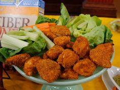 Hungry Girl Lisa Lillien's 200 Calorie HOT Boneless Buffalo Wings