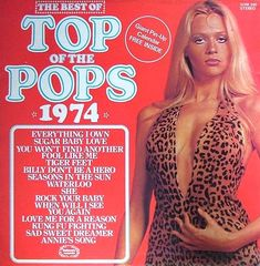 top of the pops vinyl album - Bing images Playlists, In The Year 2525, Seasons In The Sun, Posters Uk, Rock You Baby, Pop Albums, Pochette Album, Pop Rock, Lp Cover