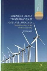 Renewable Energy Transformation or Fossil Fuel Backlash Regular price$ 100.00 Add to Cart Vested Interests in the Political Economy (Energy, Climate and the Environment)   No details available for this product. #AlternativeHomeEnergy