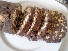 Εύκολος κορμός μωσαϊκό που γίνεται στο τσακ μπαμ Dessert, Steak, Pork, Beef, Cooking, Recipes, Amazing, Bakken, Kale Stir Fry