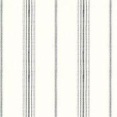 Callisto Stripe Indigo Easycare Fabric by the Yard | Ballard Designs