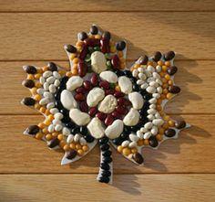 bean leaf craft http://www.allkidsnetwork.com/crafts/fall/bean-leaf-craft.asp