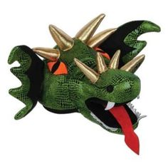 Beistle 60628 Plush Dragon Hat *** Read more at the image link.