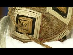 Poi take a fair beating in kapa haka. But you won't find the rare and delicate poi awe swinging in time to music. Elaborate weaving and tassles of dog hair m. Weaving, Delicate, Frame, Home Decor, Picture Frame, Decoration Home, Room Decor, Loom Weaving, Crocheting