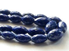 Lapis Lazuli  Beautuful Lapis Lazuli Nuggets Blue by gemsforjewels