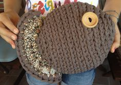 Lady Crochet: Pez de trapillo