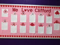 Differentiation Station: We Love Clifford