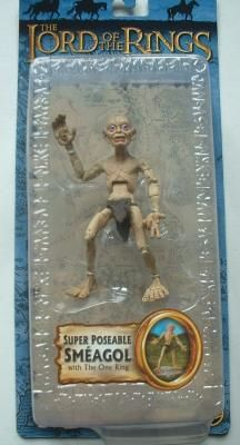 Lord of the rings  SMEAGOL Moc