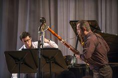 Domingos Musicales - Jóvenes Talentos. Foto: Patricio Melo