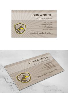 Check out Business Card Template Doberman Pins by patrimonio on Creative Market