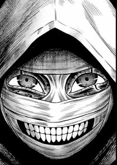 Manhwa, Japanese Horror, Horror Artwork, Grunge Art, Anime Stickers, Manga Artist, Best Waifu, Good Manga, Aesthetic Collage