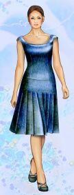 Lekala Sewing Patterns - WOMEN Wedding Sewing Patterns Made to Measure and Royalty Free