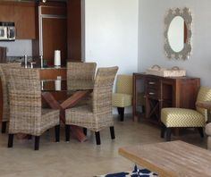 Miami beach condo project Miami Beach Condo, Conference Room, Dining Chairs, Concept, Interiors, Elegant, Table, Projects, Furniture