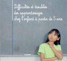 Des liens sur les Dys ... à lire pour s'instruire et mieux soutenir nos élèves !