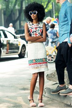 Where to Find the Best Street Style on Pinterest via @WhoWhatWearUK