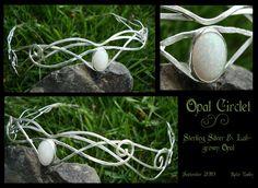Opal Circlet by bug-in-my-eye