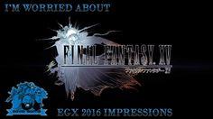 Final Fantasy XV Fails to Impress at EGX