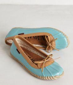 Rain shoes- omg, WANT!!
