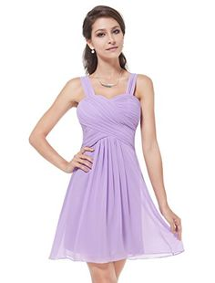 Ever Pretty Womens Chiffon Knee-Length Bridesmaids Dress 8 US Light Purple Ever-Pretty http://www.amazon.com/dp/B00PTEX2GQ/ref=cm_sw_r_pi_dp_z-Ibvb0KNX82M