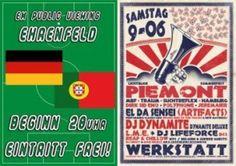 Lichtblick Sommerfest (inkl. Rudelgucken des Deutschland EM Spiels) - event at C-HH COMMUNITY ( CHH 2012) : PORTAL FÜR DIE HIPHOP SZENE & URBAN/INDEPENDENT CULTURE IN KÖLN