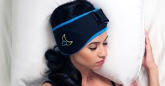 Looks like an awesome new sleep product!   This Magical Headband Could Help You Sleep Through The Night