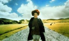 Alexia Keogh as Janet Frame in Jane Campion's 1990 film of An Angel at My Table.
