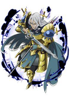 Nanatsu no taizai | chevalier sacré