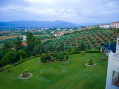 Tagarades, Thessaloniki. Places In Greece, Thessaloniki, Golf Courses, Heaven, Photos, Sky, Pictures, Heavens, Paradise