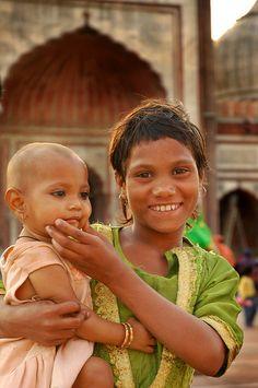 Kids ❤ India
