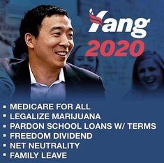 32 Andrew Yang 2024 Ideas Yang Politics Andrew