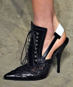 Our Favorite Shoes From #NYFW   InStyle.com