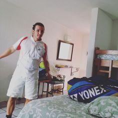 Main DRAW DAY 1 Ivar listo oara entrar a jugar a las 1:30pm #cuernavaca #diciembre #amtp #tennis #deportes #arcilla #pro #tobulleras #yonex #yonextennis #