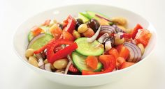 Weight Loss for Life Greek Salad, Weight Loss Program, Fruit Salad, Diet Recipes, Healthy, Food, Fruit Salads, Skinny Recipes, Meals