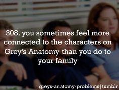 Greys vs family