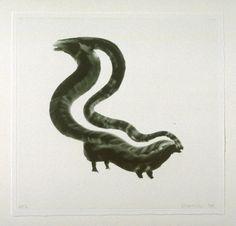 7 Stroke Skunk, Tom Marioni, 1994