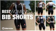 Discover the best of the best women's cycling bib shorts, the result of our extensive group test of over 20 products. Women's cycling gear