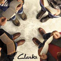 Clarks Holiday 2014 #destinationtogetherness #clarksstyle #shoes #boots #clarks