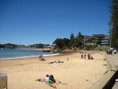 Terrigal Beach Central Coast NSW Australia...spent many school holidays here and in the Lagoon...renting paddle boats and canoes.