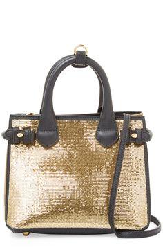 Black Leather Tote Bag, Burberry, Burlap, Burgundy, Banner, Reusable Tote Bags, Mini, Gold, Women