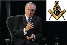 Esquerda Valente: Maçonaria quer tirar Dilma para pôr Michel Temer, ...