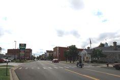 hudson, michigan main street Main Street, Street View, Michigan, Maine, World, The World