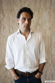 Rufus Sewell Amp Ben Miles From The Tv Show Zen Handsome